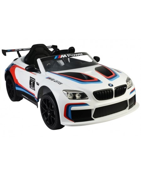 BMW M6 GT3 electric car child