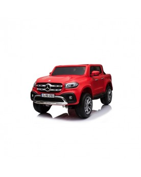 Mercedes Klasse X Pick-Up-2...
