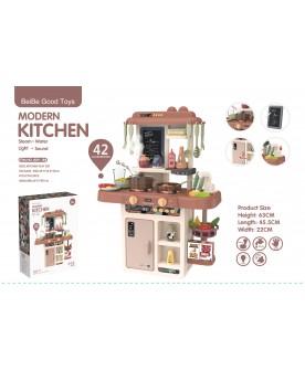 Modern Kitchen 42 accessori