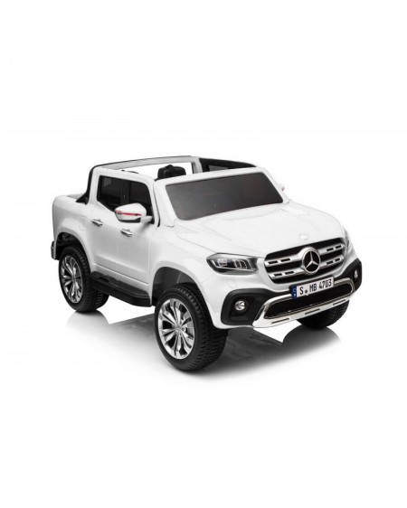Mercedes Class X Pick-Up 2 places