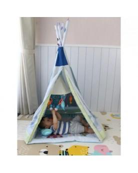 Tenda tenda indiana para...