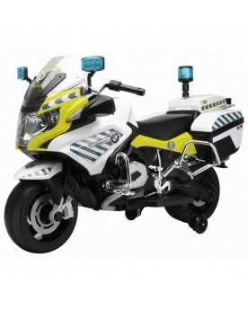 Police Motorbike of traffic...