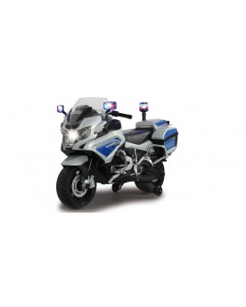Moto BMW de policía 12v