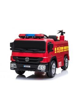 Coche de bomberos bateria 12v