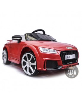 Audi TT RS 12v with License