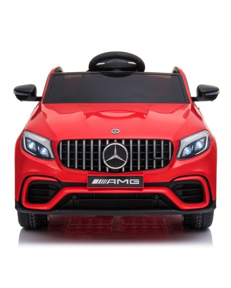 Mercedes GLC AMG Coupe