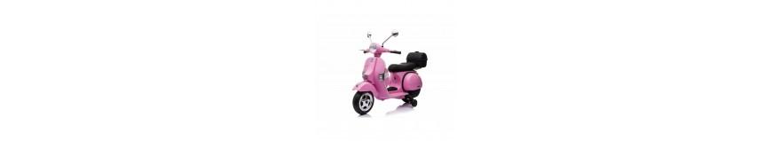 Motos eléctricas para niños 6V, 12V, 24V, 36V y quads eléctricos niños