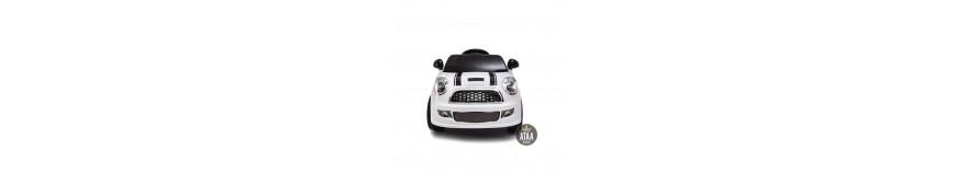 Carros elétricos para crianças de 6v
