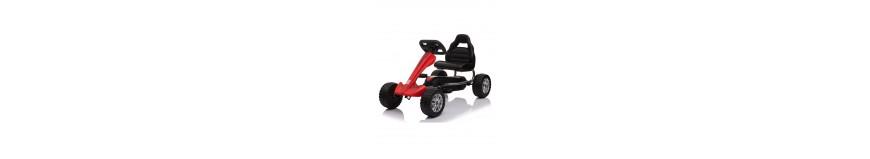 Triciclos e bicicletas para crianças - Veículos a pedais para bebês