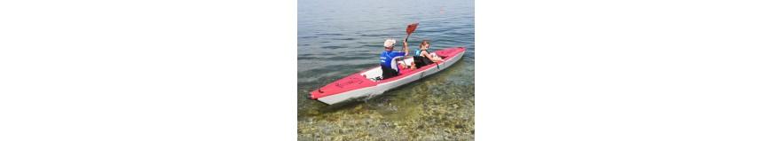 Wasserbezogene Produkte. Wassersport - Kajaks und mehr