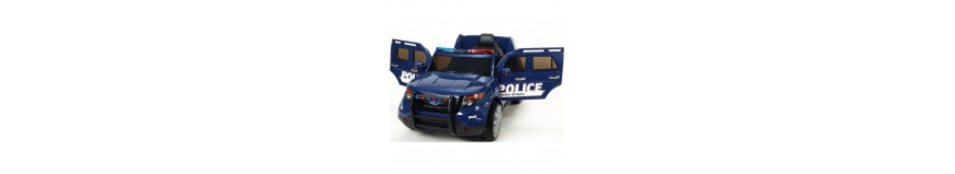 Electric Police Cars for Children | Ataa Cars®
