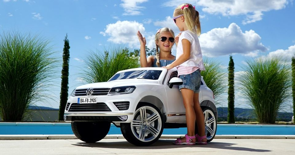 Children's electric cars