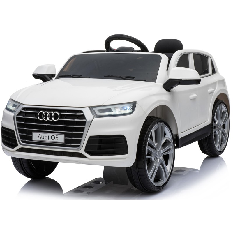 Audi q5 for kids with battery