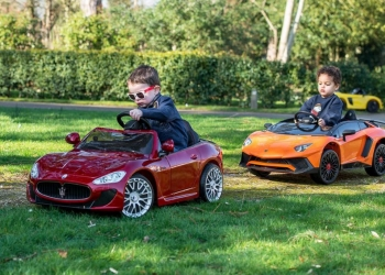 Electric cars for kids 12v
